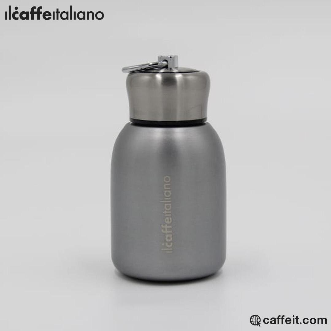 INSULATED BOTTLE SILVER
